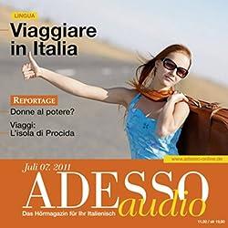 ADESSO Audio - Viaggiare in Italia. 7/2011