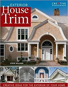 Exterior House Trim: Amazon.com: Books