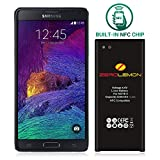 Best Galaxy Note 4 Batteries - ZeroLemon Note 4 Battery Compatible with Galaxy Note Review