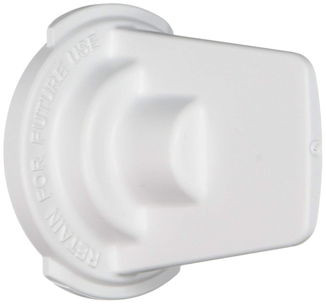 Lifetime Appliance WR02X11705 Filter Bypass Cap Compatible with General Electric (GE) Refrigerator - WR17X22070