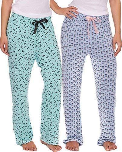Best Deals Direct 2Pack–salón Pantalones Pijama Largo Hombre