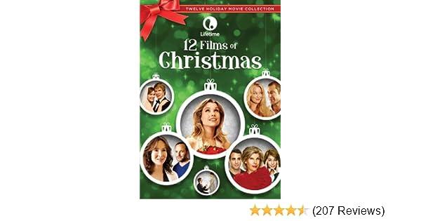 Catch A Christmas Star Dvd.Amazon Com Lifetime 12 Films Of Christmas Dvd