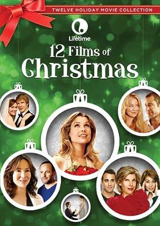 lifetime 12 films of christmas dvd - Lifetime Christmas Movies