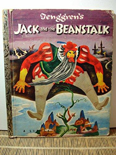Tenggren's Jack and the Beanstalk ( Little Golden book) (Fee Fi Fo Fum Jack And The Beanstalk)