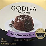 Godiva Molten Lava Cakes 20.8 oz