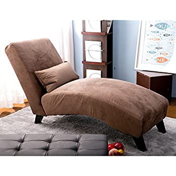 Amazon Coaster Home Furnishings Dilleston Pillow Top Chaise