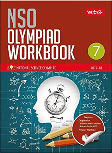 Buy National Science Olympiad (NSO) Workbook - Class 7 Book Online
