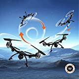 RC drone Helicopter Quadcopter JXD 510W Air Pressure Altitude Hold Remote Control Airplane Wifi Real-time Transmission Style 4-axis UAV Green Aerial Shooting Aircraft