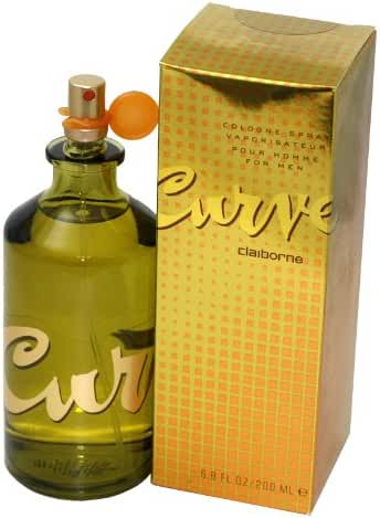 Curve By Liz Claiborne For Men. Cologne Spray 6.8 Oz.