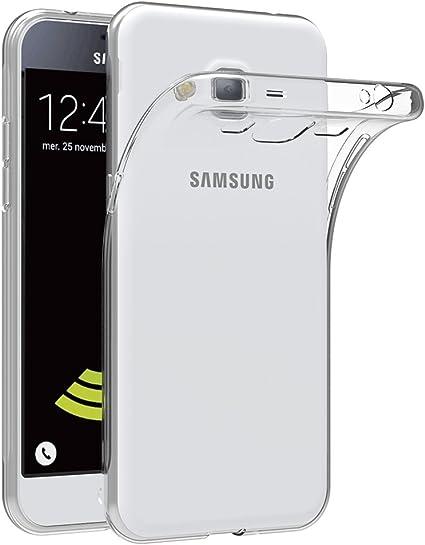 cover samsung galaxy j3 trasparente