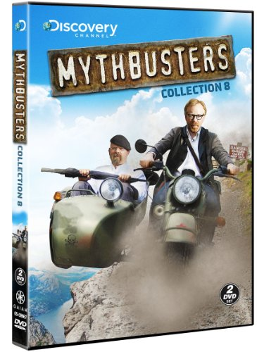 Mythbusters: Collection 8 by Discovery - Gaiam