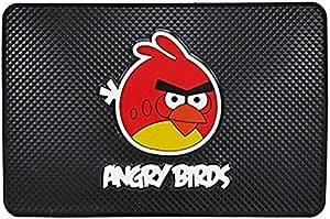 Angry Birds Extra Large cartoon Car Non-Slip Mat Cell Phone Anti-Slip Pad Car Dashboard Magic Sticky Mat
