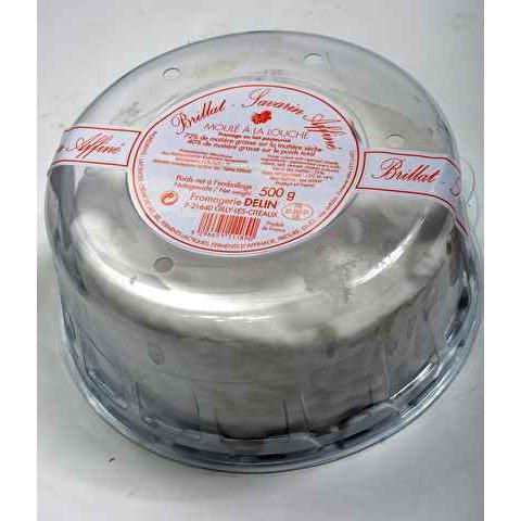 Brillat Savarin Creamy Cheese - 17.5 Oz