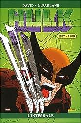 Hulk : L'intégrale : 1987-1988