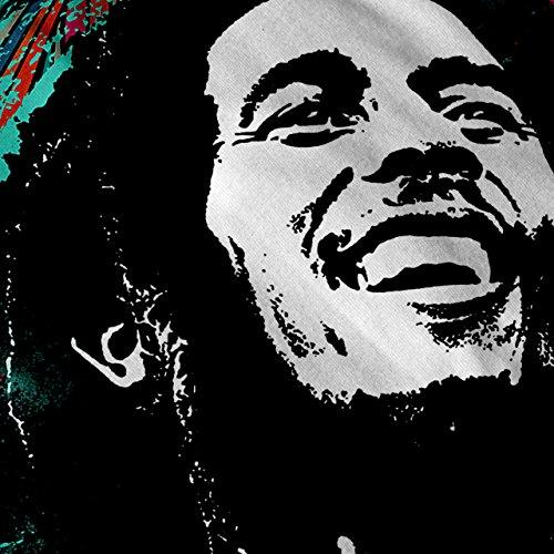 Marley Peace 420 Rasta Women S-2XL Hoodie | Wellcoda