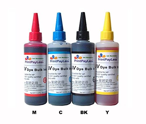 PrintPayLess%C2%AE resistant non OEM refillable cartridges product image