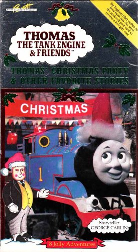 thomas christmas party and other stories