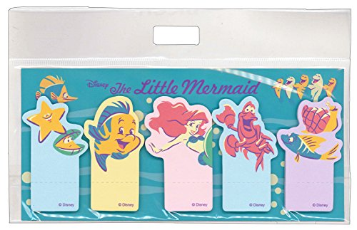 Disney Ariel Little Mermaid Die cut Sticky Note Post it DZ-78323