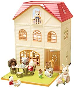 Calico Critters Oakwood Home