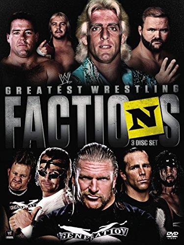 WWE: Wrestling's Greatest (Wwe Wrestling Dvds)