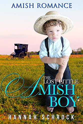 The Lost Little Amish Boy (Amish Romance) cover