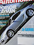 2005 Porsche Cayman S / Dodge Charger R/T / Ford Mustang GT / Pontiac GTO / BMW 330i / Cadillac CTS / Infiniti G35 / 2004 Nissan Titan Road Test