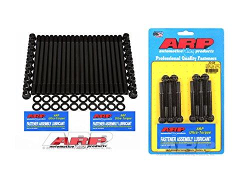 ARP Head Stud Kit For Ford 6.0L Powerstroke diesel Bundle w/ M8 Inner Row - Bolts (Best Head Studs For 6.0 Powerstroke)