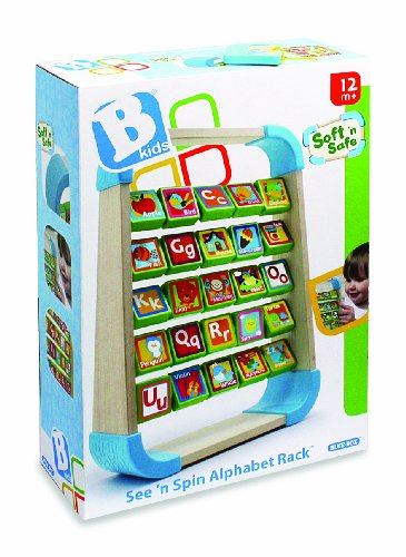 kids Alphabet Rack See Spin product image