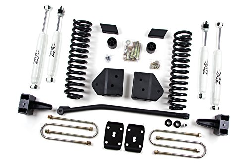 "Ford F250/F350 4"" Zone Offroad Suspension Lift Kit - Diesel"