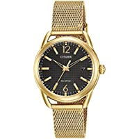 Citizen Watches Women's FE6082-59E Drive From Citizen Eco-Drive Brown Watch