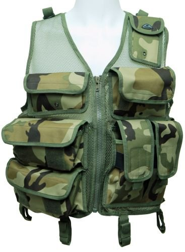 Airsoft Tactical Combat Utility Vest WC