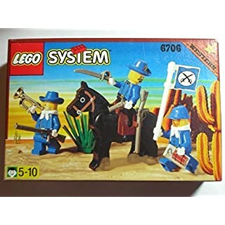 Lego Western Wild West Set #6706 Frontier Patrol