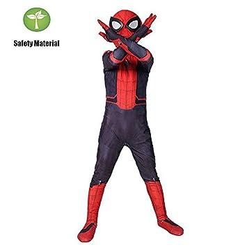 Niño Spiderman Cosplay Disfraz Halloween Carnaval ...
