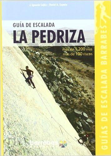 Guia de escalada de la pedriza Guias De Escalada Barrabes ...