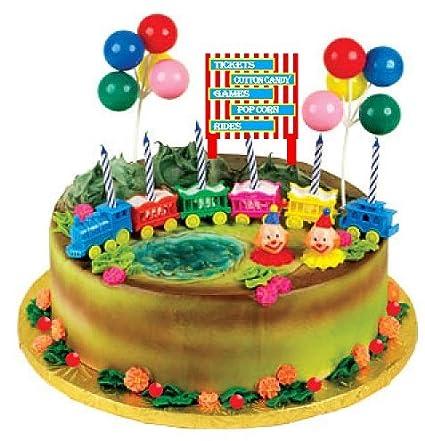 cakesupplyshop circo tren de decoración para tarta para Kit ...