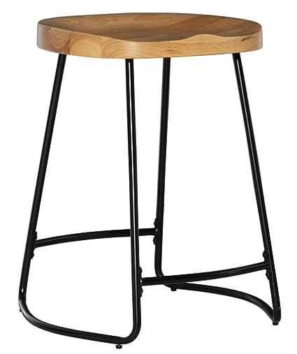 Magnificent Amazon Com Linon Tate Tractor Seat Counter Stool Sports Creativecarmelina Interior Chair Design Creativecarmelinacom