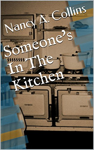 book cover of Someone\'s In The Kitchen