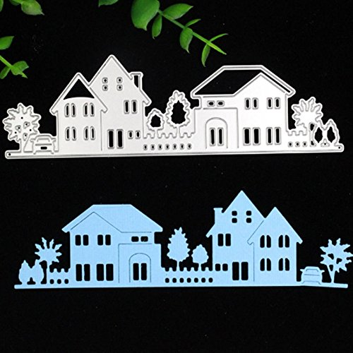 Metal Cutting Stencil Scrapbook Paper Cards Craft Embossing DIY Die-Cut DC-100 Made in China
