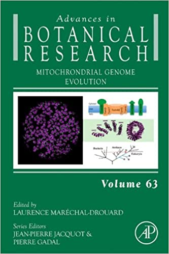 Mitochondrial Genome Evolution (Advances in Botanical Research)
