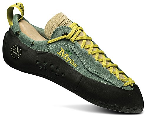 La Sportiva Mythos Eco Climbing Shoe - Women's Greenbay 34.5