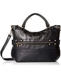 Oversize Weekender Convertible Top Handle Bag