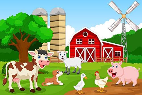 - Farm Animals 35 Piece Children's Jigsaw Puzzle 12