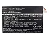Synergy Digital Battery Compatible with Acer Iconia W510-1431 Tablet Battery (Li-Pol, 3.7V, 7300 mAh) - Repl. Acer 1ICP4/83/103-2 Battery