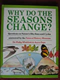 Why Do the Seasons Change?, Philip Whitfield and Joyce Pope, 0670818607