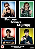 Friday Night Dinner (Series 1, 2 & 3) - 3-DVD Box Set ( Friday Night Dinner - Series One, Two & Three ) [ NON-USA FORMAT, PAL, Reg.2 Import - United Kingdom ]