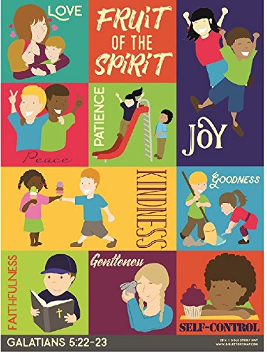 Fruit of The Spirit Poster (17