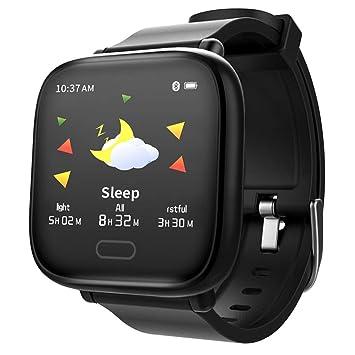 HHJEKLL Pulsera Inteligente Bluetooth Smartwatch Compatible ...