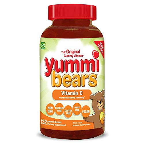 (Yummi Bears Vitamin C 132 Gummies )