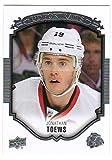 2015-16 Upper Deck UD Portraits #P-41 Jonathan Toews Chicago Blackhawks Hockey Card