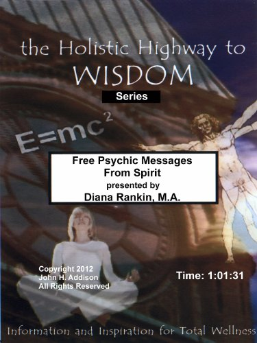 Free Psychic Messages from Spirit (Rated Free Highest)